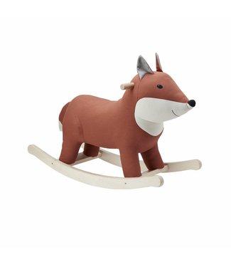 Kid's Concept Schommelpaard Rocking Vos | Kid's Concept