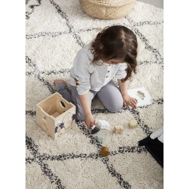 Sorteren met Vormpjes - Blokkendoos NEO | Kid's Concept