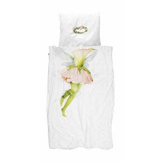 Snurk Eenpersoons Dekbedovertrek Fairy Fee | Snurk