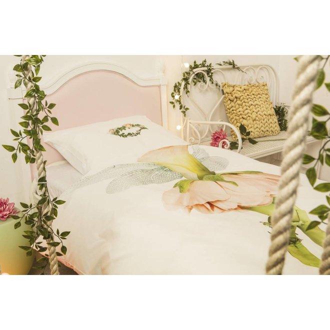 Eenpersoons Dekbedovertrek Fairy Fee | Snurk
