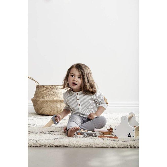 Gereedschapskist Ster - Naturel | Kid's Concept