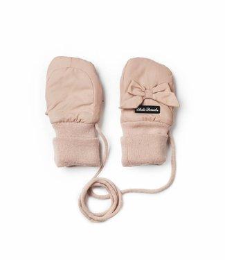 Elodie Warme Wanten Powder Pink 0-12 maanden | Elodie Details