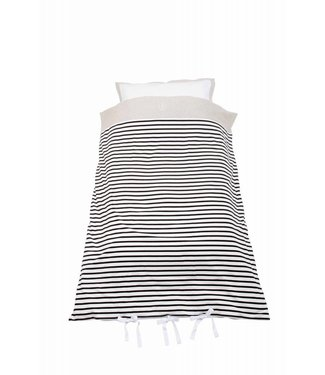 House of Jamie Dekbedovertrek Breton 140 x 200 cm | House of Jamie