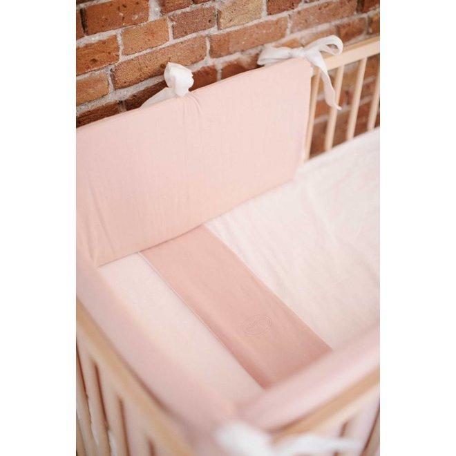 Wieglakentje Powder Pink   House of Jamie