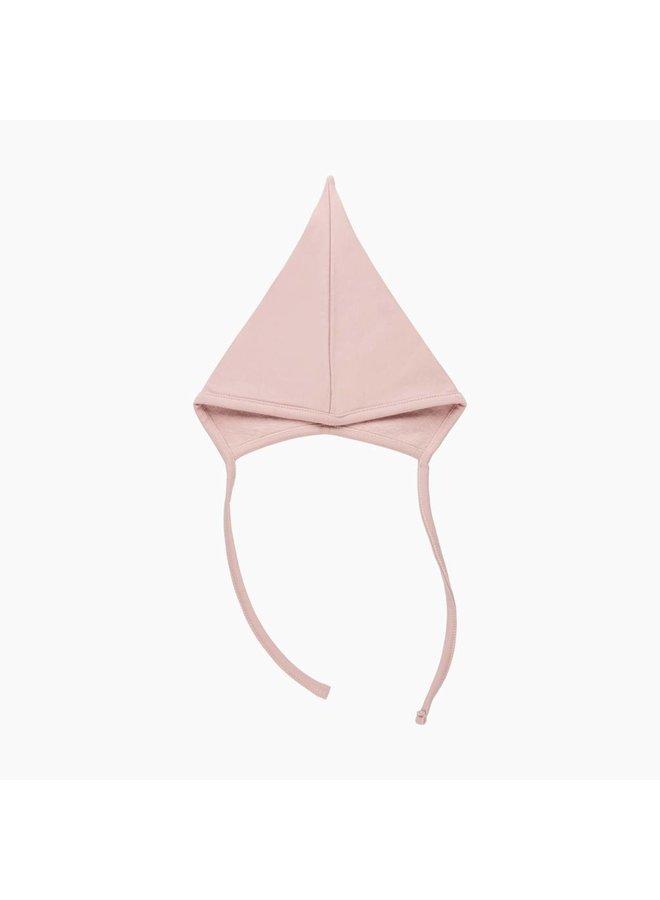 Bonnet Babymutsje - Powder Pink | House of Jamie