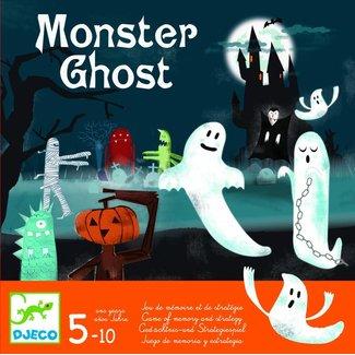 Djeco Geheugen- en Strategiespel Monster Ghost   Djeco
