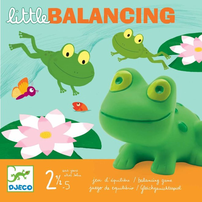 Djeco | Little Balancing gezelschapsspel