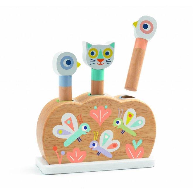 Djeco | Baby Poppy vaardigheidsspel