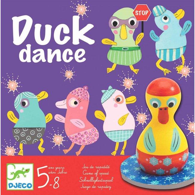 Djeco | Duck Dance Strategiespel