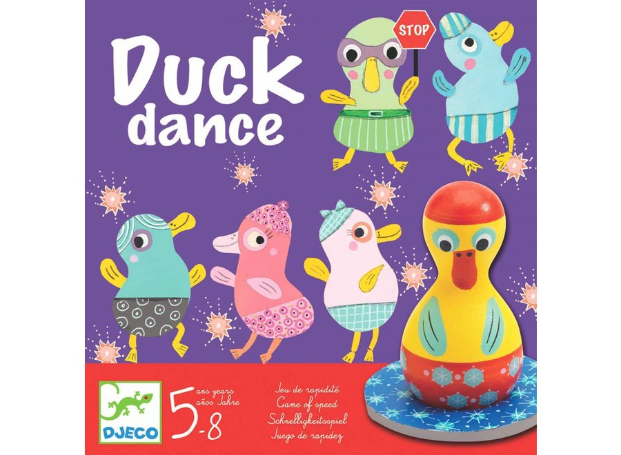 Djeco | Duck Dance Strategiespel