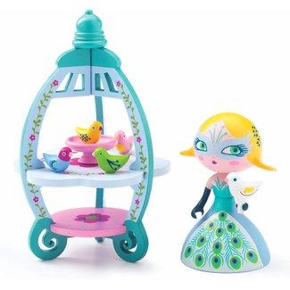 Djeco Djeco | Arty Toys PRINSES Colomba en het Vogelhuisje