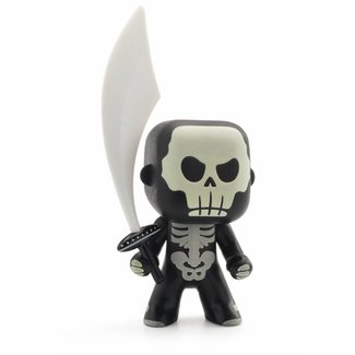 Djeco Djeco | Arty Toys RIDDER Skully (Glow in the Dark)