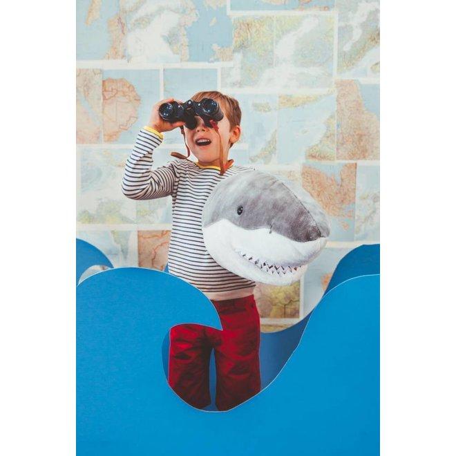 Dierenkop Trophy Haai Jack | Wild & Soft