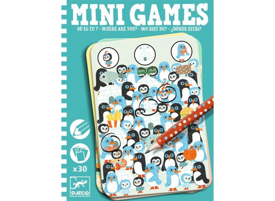 djeco djeco mini games waar ben je - Nog meer leuke tips & spelletjes om je kinderen bezig te houden tijdens een lange autoreis, treinreis of vliegreis