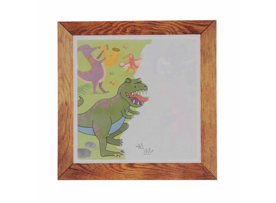 Tiger Tribe | Magic Painting World - Dinosaurs