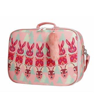 Jeune Premier Koffertje Suitcase Mini - Forest Girls