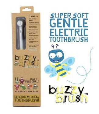 Jack N' Jill Buzzy Brush Elektrische Kindertandenborstel met Muziek | Jack N' Jill