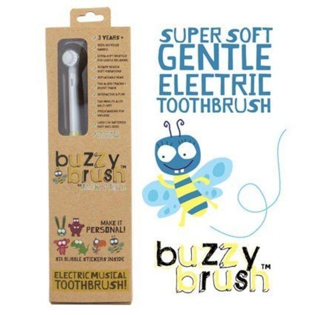 Buzzy Brush Elektrische Kindertandenborstel met Muziek | Jack N' Jill