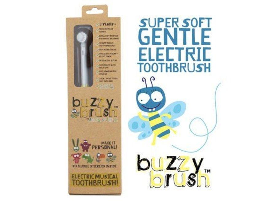 Buzzy Brush Elektrische Kindertandenborstel met Muziek   Jack N' Jill