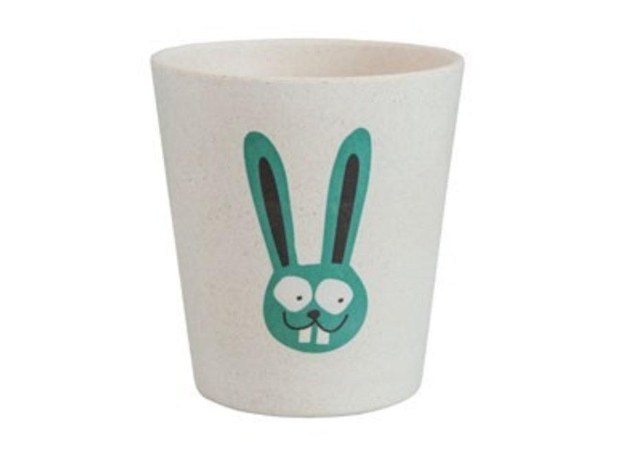 Tandenborstelbeker Bunny | Jack N' Jill