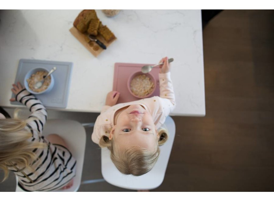 Placemat Happy Bowl - Blush Roze | EZPZ