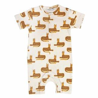 Trixie Baby Kruippakje / Pyjama Cheetah | Trixie Baby