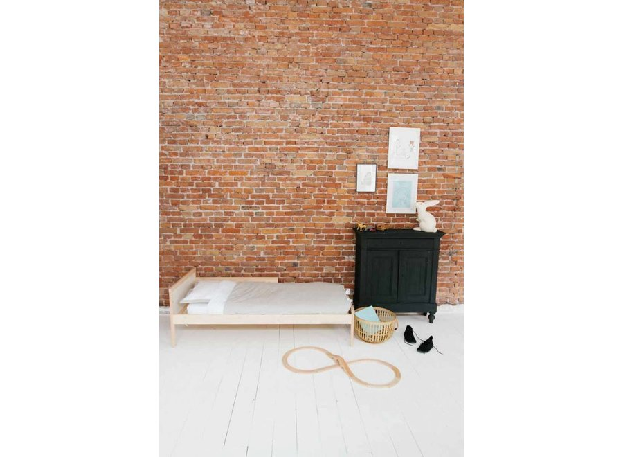 Dekbedovertrek Stone Knit 140 x 200 cm | House of Jamie