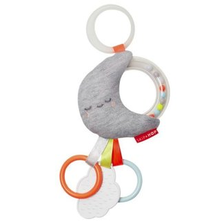 Skip Hop Rattle Moon Stroller Toy | Skip Hop