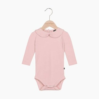House of Jamie Rompertje met Kraag - Powder Pink | House of Jamie
