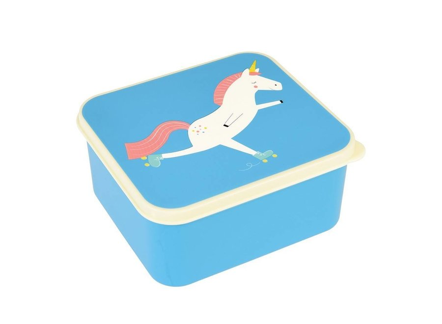 Brooddoos / Lunchbox - Magical Unicorn | Rex