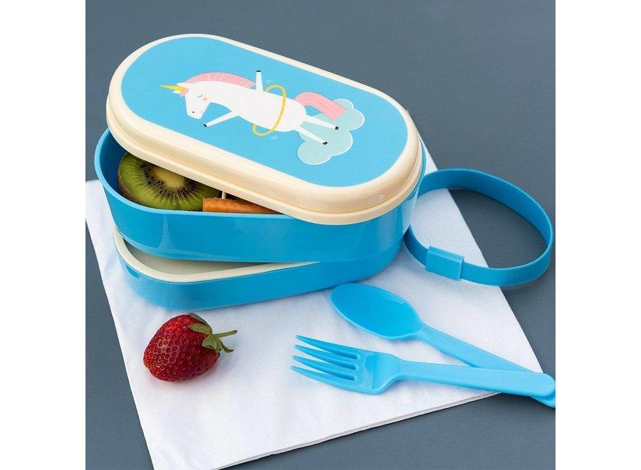 Lunchbox / Brooddoos Bento - Magical Unicorn | Rex