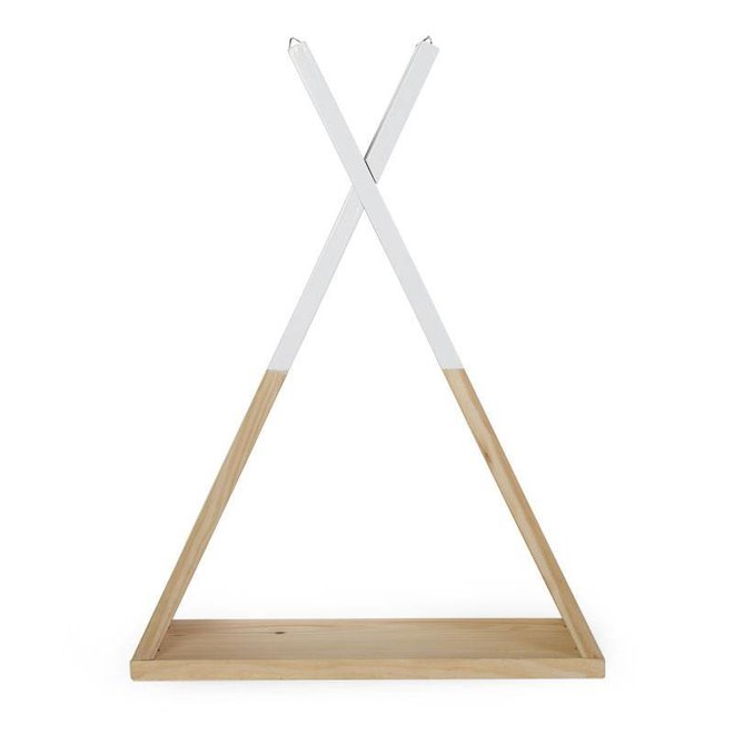 Tipi Wandrek - Naturel & Wit  | Childhome