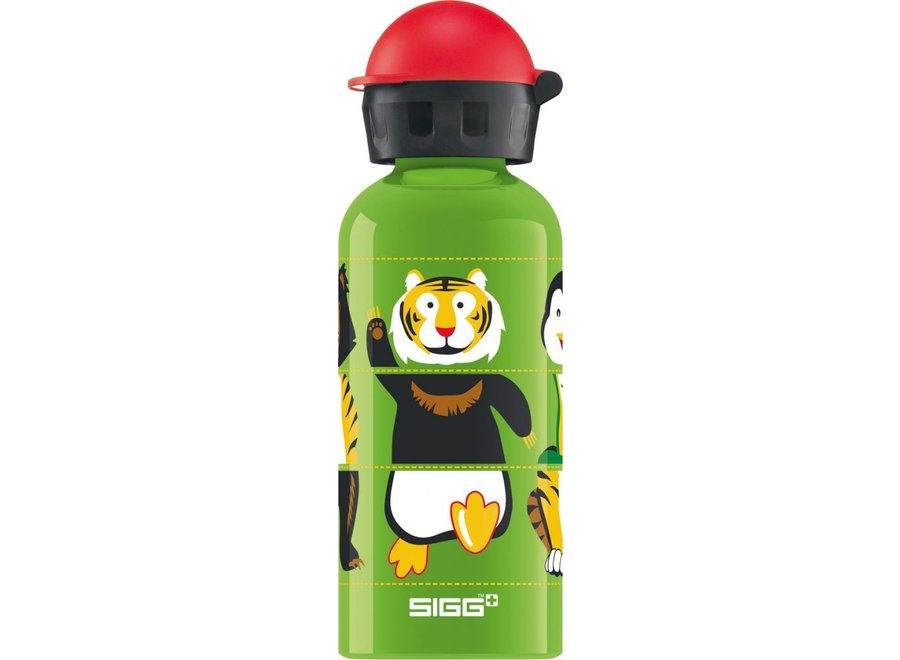 Drinkfles Zoo Twister 0,4L | Sigg