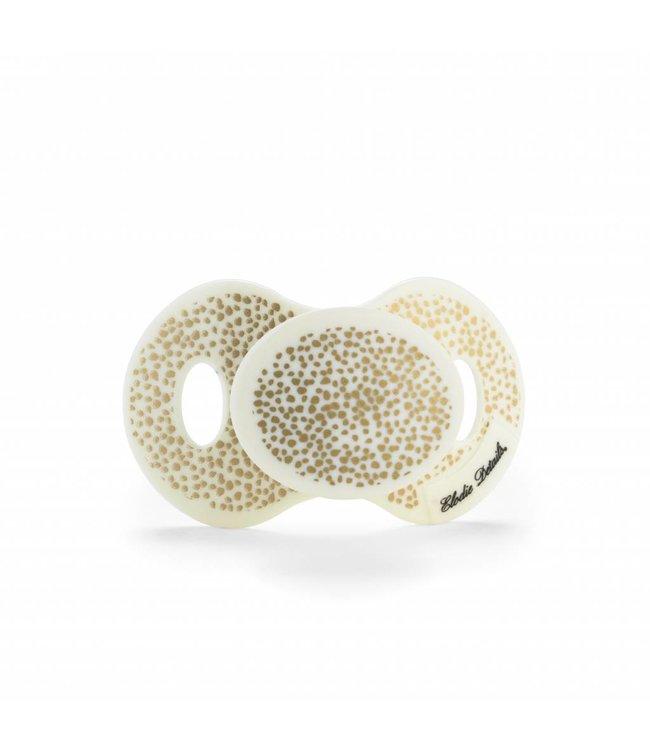 Elodie Fopspeen Gold Shimmer +3m | Elodie Details