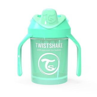 "Twistshake Drinkbeker Fruit Splash ""Muntgroen"" 