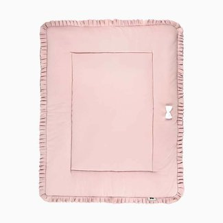 House of Jamie Boxkleed -  Powder Pink & Stone ( 80 x 100cm)  | House of Jamie