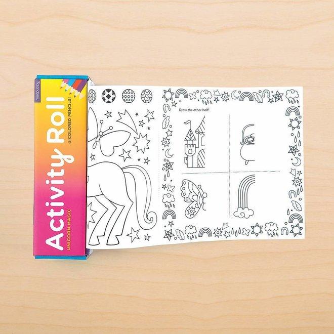 Activity Roll - Unicorn Magic | Mudpuppy