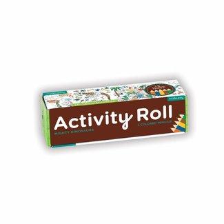 Mudpuppy Activity Roll - Mighty Dinosaurs   Mudpuppy