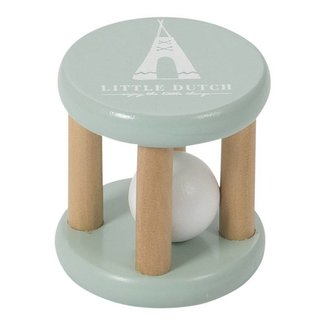 "Little Dutch Rammelaar Roller  ""Adventure Mint"" 