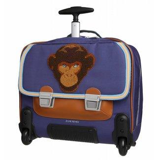 Jeune Premier Boekentas / Trolley Monkey