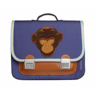Jeune Premier Boekentas MAXI Monkey