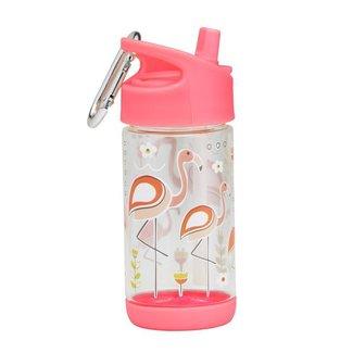 """SugarBooger Drinkfles Flip & Sip """"Flamingo""""   SugarBooger"""