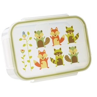 """SugarBooger Bento Box """"What Did The Fox Eat"""" 