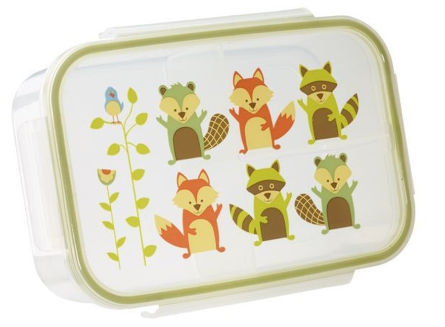 """Bento Box """"What Did The Fox Eat""""   SugarBooger"""