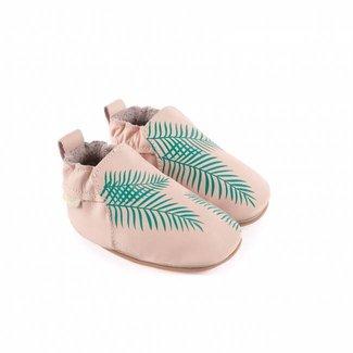 "Boumy Babyschoentjes Rio  ""Exotic Leaf"" | Boumy"