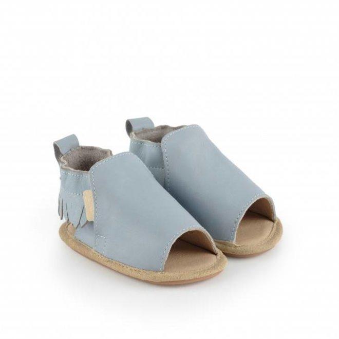 "Babyschoentjes Noa  ""Twilight Leather"" | Boumy"