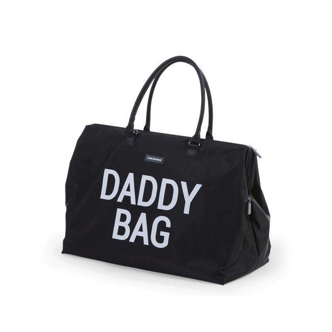"Daddy Bag - Verzorgingstas ""Zwart/Wit"" | Childhome"