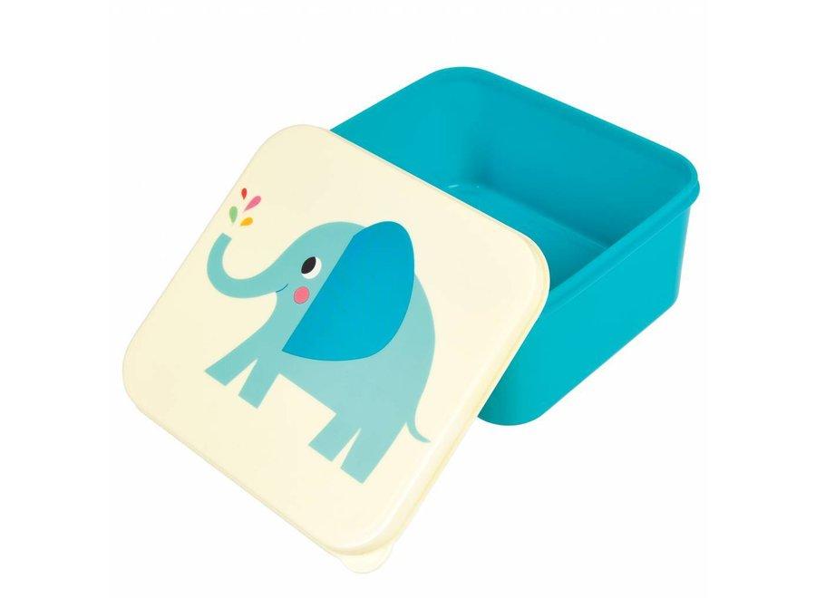 Brooddoos/Lunchbox - ELVIS THE ELEPHANT | REX