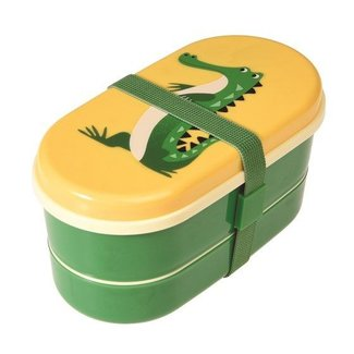 Rex Inter. Lunchbox/Brooddoos Bento - HARRY THE CROCODILE | REX