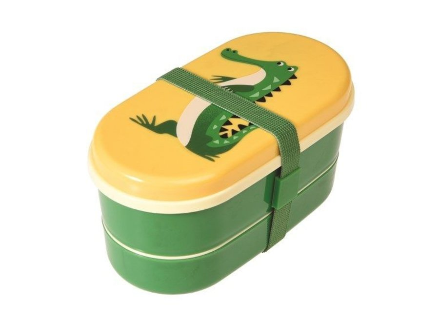 Lunchbox/Brooddoos Bento - HARRY THE CROCODILE | REX